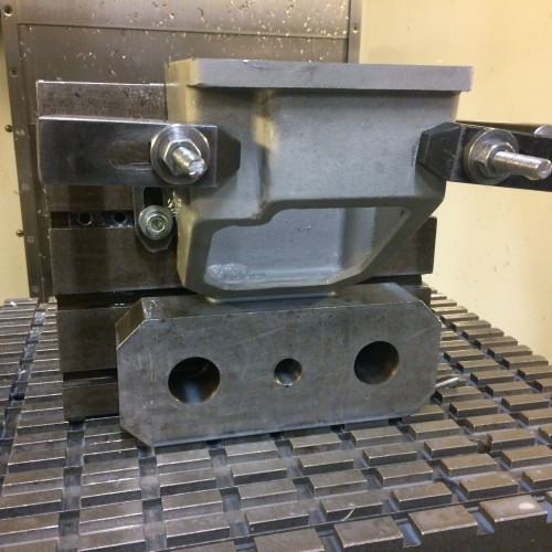 CNC turned and milled components